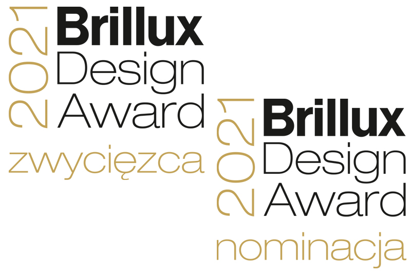 Brillux Design Award: Logo