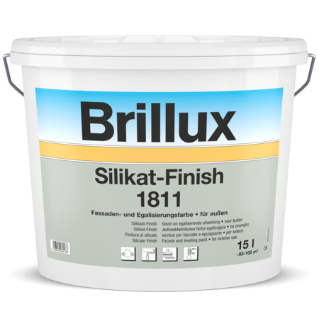 Silikat-Finish 1811